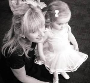 ballet with mumma