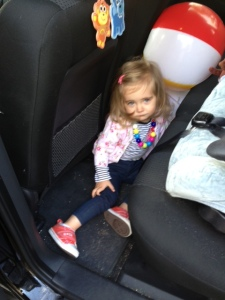 get the f@$% into your car seat