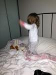 making mumma's bed 2