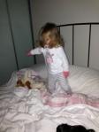 making mumma's bed 3