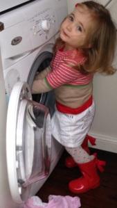i do a washing mumma