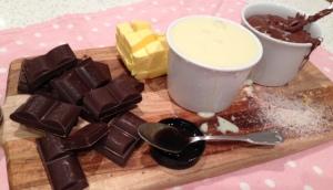 nutella sea salt fudge 1