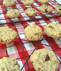 oatmeal banana cookies