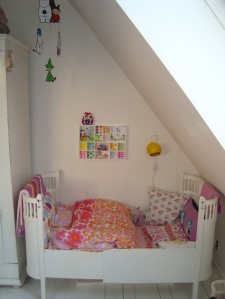 love bug bedroom  nook