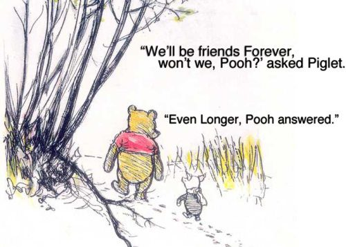 timeless wisdom of winnie the pooh - the chive dot com
