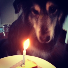 not sure about blowing out the candle