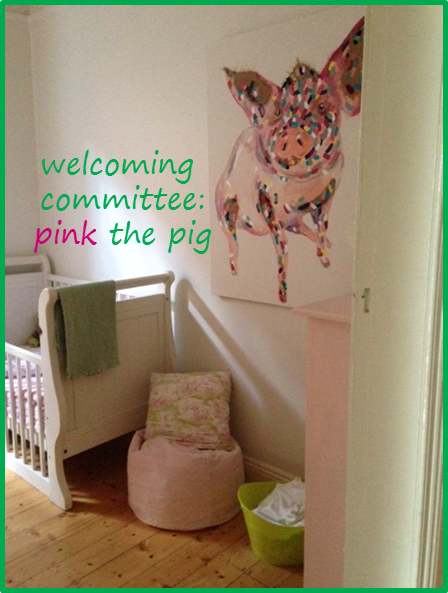 little girl room - welcome