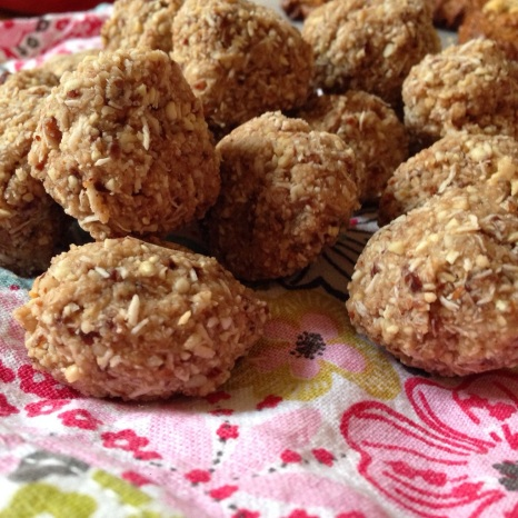 cherry cacao bliss balls