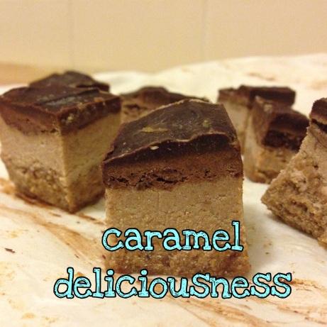 Tasty Tuesday {caramel slice: nailed it!}