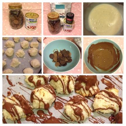 Tasty Tuesday {coconut condensed milk macaroons}