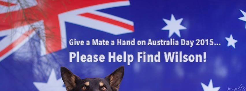 give a mate a hand on australia day