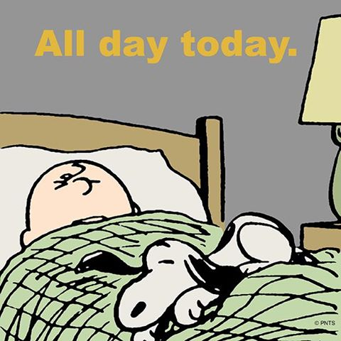 snoopy - all day today
