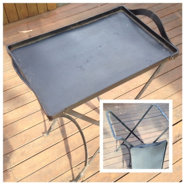 side/bar table