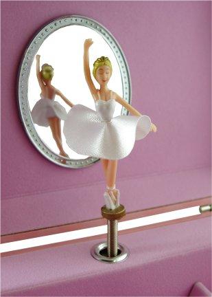 ballerina in a box
