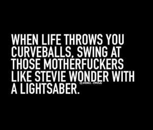curveballs